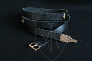 Historically accurate medieval belt