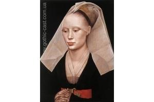 Women Burgundian Girdle for Huppelande 15th