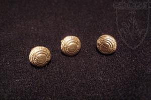 Helix Buttons 1000-1600 A.D.