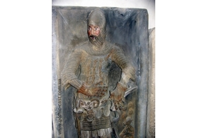 """""""Orlamunde""""  Knight belt set 14-15th century"""