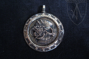 Mechanicus medallion