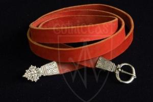 English medieval belt