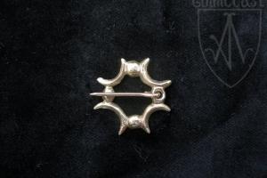 Four crescents Badge 12-13th centuries