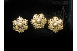 Big Sweden Buttons, 15th-16th century.