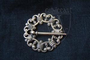 Swedish brooch 14-15th century